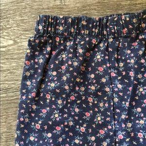 6-12M Ralph Lauren Floral Pants